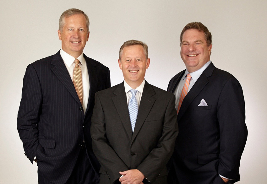 Lipscomb & Ligon Management Group: Jay Lipscomb, Rick Ligon & Charles S. Lipscomb II